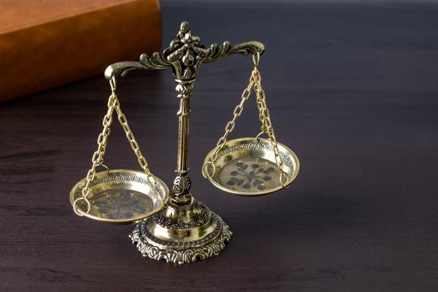 法律に則って整理する